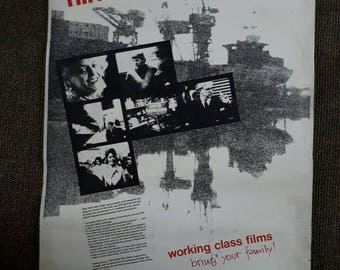 Vintage Film From the Clyde Poster
