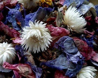 Lilac & Lavender Handcrafted Potpourri