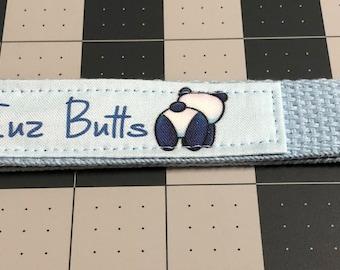 Cuz Butts Custom Wrist Strap w/ keychain