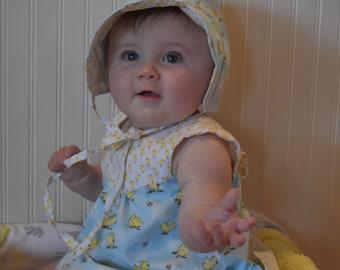 Chickie Dress, Spring, Summer, Easter, Toddler, Infant
