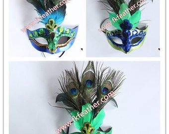 Feather Mask - 12