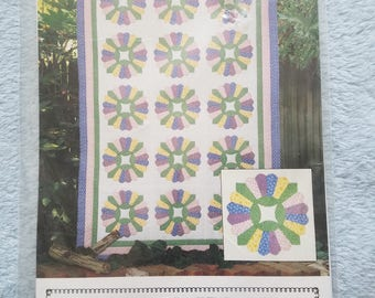 Dresden Plate Quilt Instructions VIP Crafts Unopened Quilt Instructions Copyright 1981