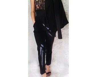 Lace Bodice bodysuit
