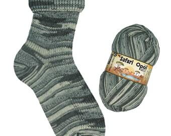 Opal Sock Yarn Safari superwash 100g/465yds #9535