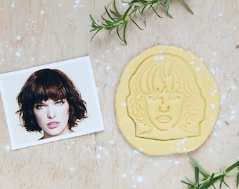 YOUR photo, custom cookie cutter