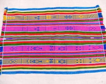 kilim oerlon free shipping VINTAGE TURKİSH oerlon kilim  Anatolian  Rug  kilim rug decorative kilim SİZE -  32 '' X  49 ''( 80 cm X 123 cm)