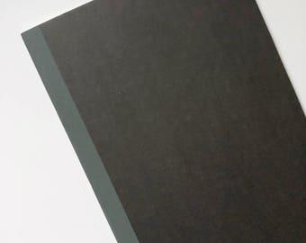 Personalized B5 MUJI notebooks