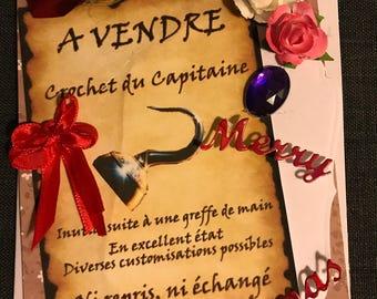 A Christmas card sale