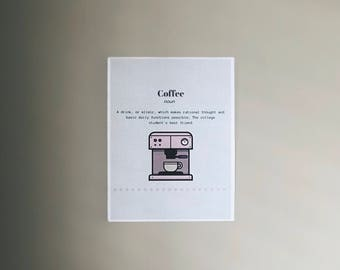 Coffee Print - Downloadable