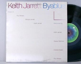 Keith Jarrett - Byablue - Vintage Vinyl Record Album 1977 Impulse