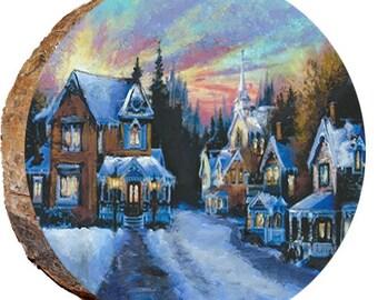 Christmas Village - DX137