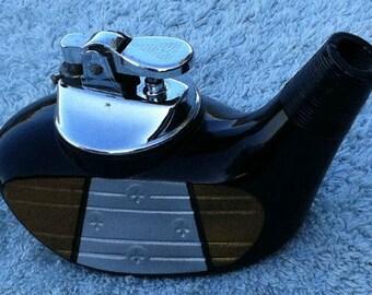 Golfhead Butane lighter, made in Japan