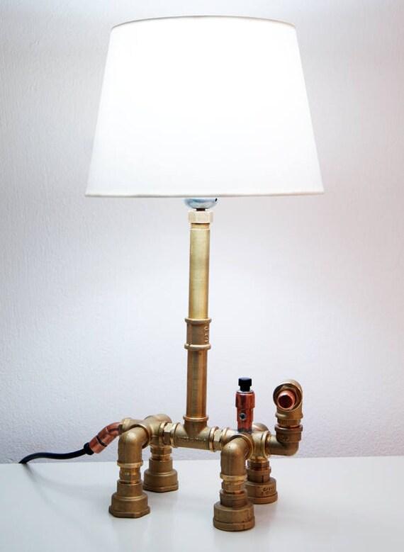 Awesome Industrie Rohr Hund Lampe / Hund Licht / Hund Lampe / Hund Kunstwerk / Hund  Künstler / Tischlampe / Lampen Rohr / Rohr Lampen Zum Verkauf / Industrie  Lampe