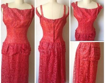Bombshell 50's dress
