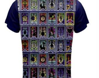 Persona 3 Arcana Tarot Personas Tshirt Shirt | Shin Megami Tensei Persona 4 5 Q