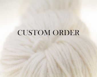 Custom Order for CSCREEN54 - CYNTHIA'S SHAWLS