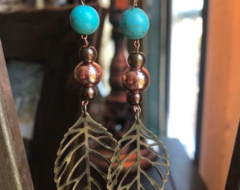 Autumn Brook earrings