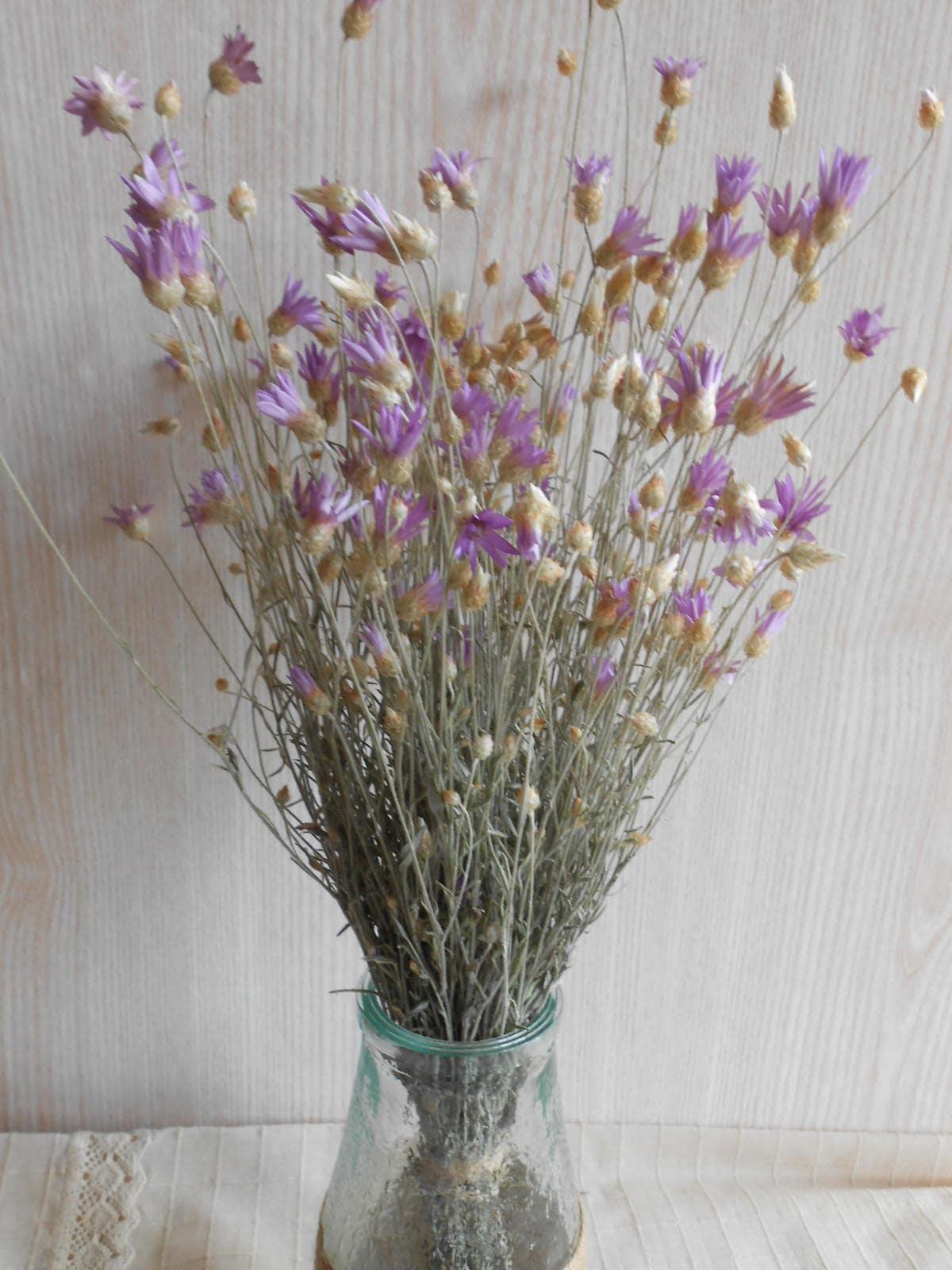 Bunch of dried wild flowers rustic arrangement flower bouquet sold by natureloverfinds izmirmasajfo