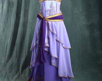 Megara Costume from Hercules - Cosplay costume