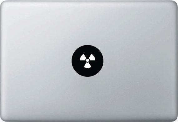 Apple Logo Laptop Stickers