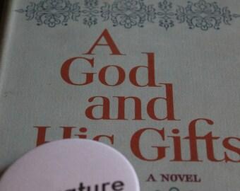 Literature Pin