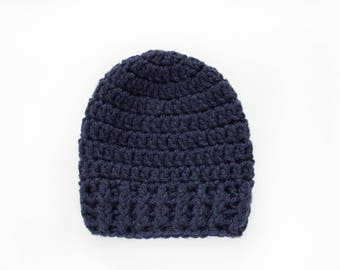 Boys Hat / Newborn Boy Hat / Crochet Boys Hat / Baby Shower Gift Boy / Toddler Boy Hat / Boys Beanie / Hats For Boys / Gift For Boys