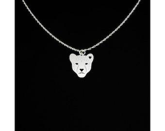 Cheetah Necklace - Cheetah Jewelry - Cheetah Gift