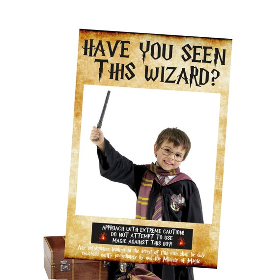 Persnickety image in have you seen this wizard printable