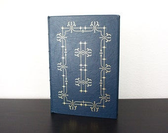 The Sea-Wolf by Jack London, The Easton Press Collector's Edition 100 Best Book Ever Written Classic American Fiction, Navy Gold Leaf 500033