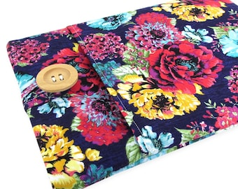 Flower iPad Mini Case, iPad Mini 2 Case, iPad Mini 4 Case, iPad Mini Sleeve, iPad Mini Cover, iPad Mini 2 Case