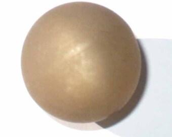 5 polaris taupe 5 beads 12mm beads