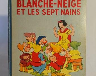 Book snow white and the seven dwarfs 1938