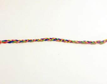 "Handmade Bracelet:""Unicorn Hair"""
