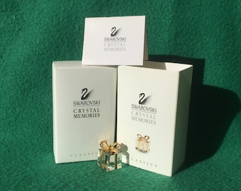 Swarovski Crystal Memories Classics Present #191 603