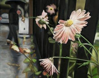 Sunshine on a Rainy Day - New York - Museum Quality Fine Art Giclée Prints