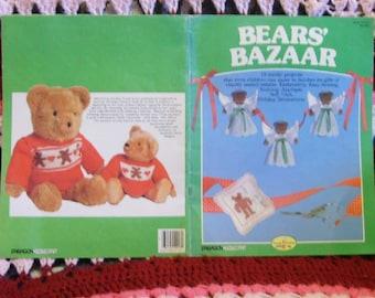 Bears Bazaar 1984 - 15 terrific projects that even children can make