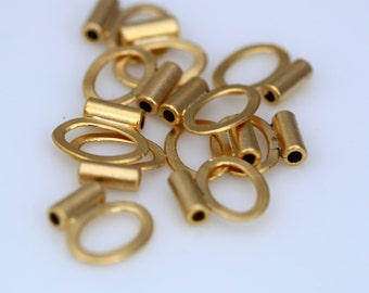 10 pcs 12 x 13 mm (2 mm hole) gold plated alloy finding charm pendant 892