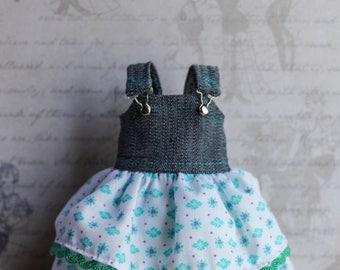 Blythe jean dress