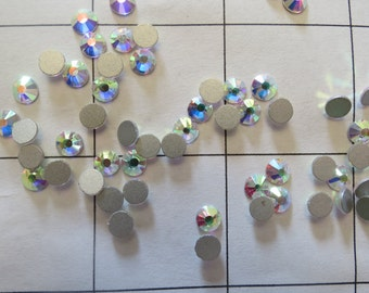 20ss Crystal AB 1 Gross PriceLess Crystal Rhinestones (J-35)