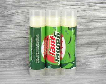 Gamer Fuel Lip Balm - Lemon Lime Lip Balm
