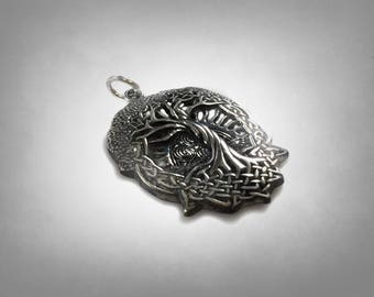 TREE OF LIFE Joshua Tree Pendant sterling silver 925