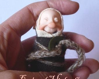 OOAK Domestic baby elf