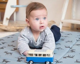 Baby Playmat, Play Mat, Baby Play Mat, Travel Play Mat, Padded Play Mat, Padded Playmat, Folding Plat Mat, Roll-up Play Mat