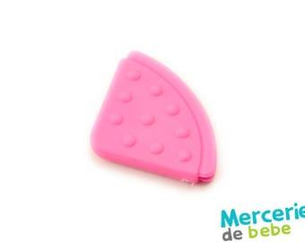 Corner decoration element pink sewing - A04 - R5