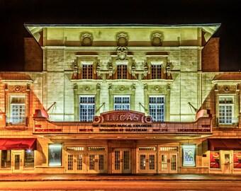 The Lucas Theatre, Savannah, Georgia