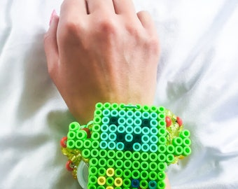 BMO LED Light Up Kandi Cuff