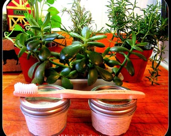 All Natural Whiting Toothpaste - Peppermint