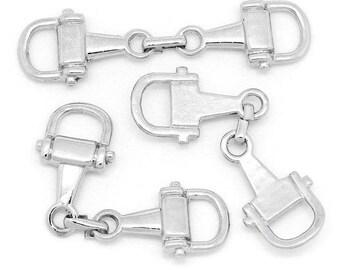 bits of silver NET 3 connectors
