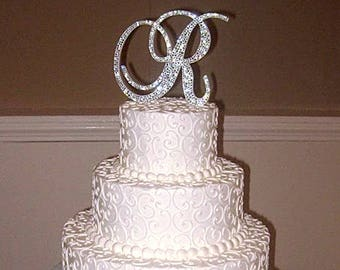 Bling wedding cake | Etsy