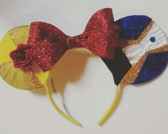 Beauty And The Beast Disney Ears
